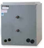 MC Series Hydronic Cased 'A' Coil Heat Exchanger Water to Air 2 Ton