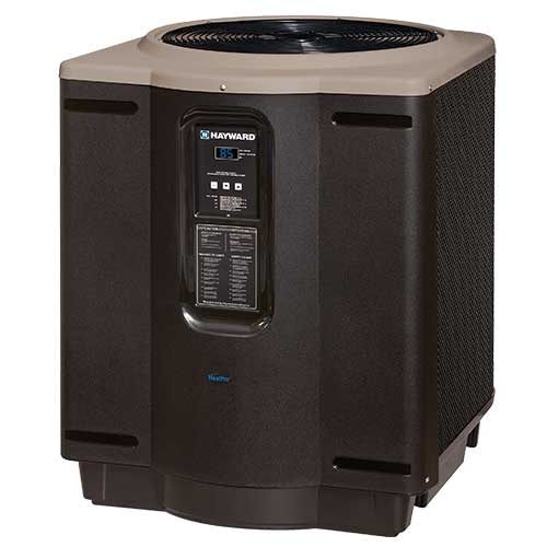 Hayward HP31204T 120,000 Heat & Cool, Square Platform