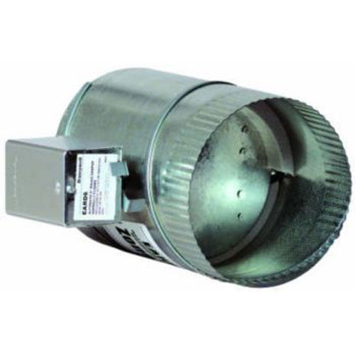 Honeywell-EARD8-8-Round-Damper-24-Vac-powered-open-spring-closed-motor